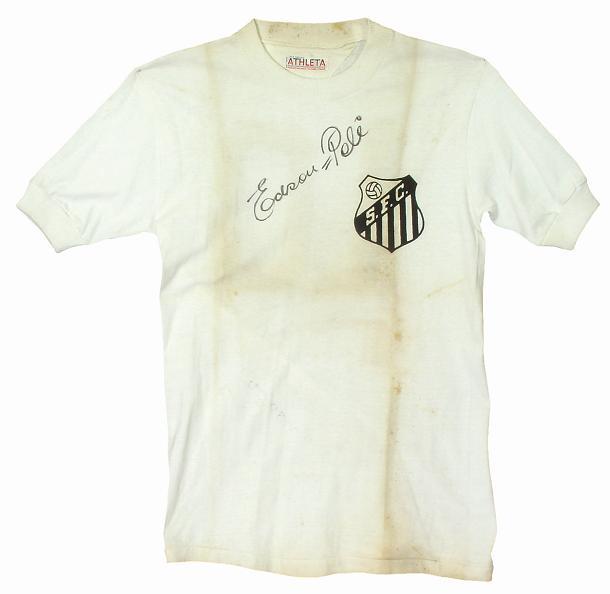 camisa 12   Santos   Pele